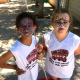 summer camp 2017 face painting