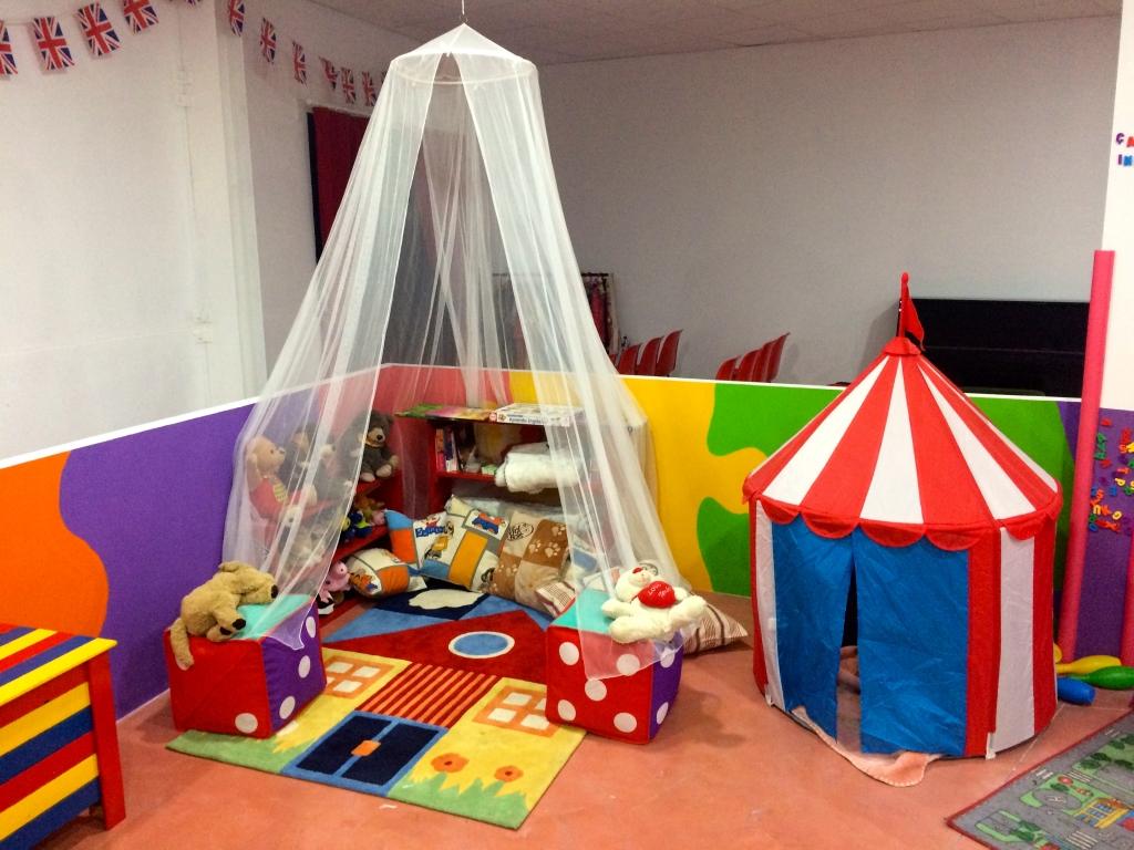 sala infantil - esquinita de lectura