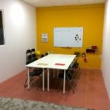 aula amarilla