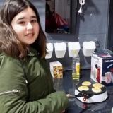 Adriana pancake Tuesday 2018