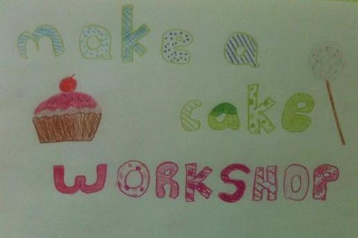 Make a cake workshop