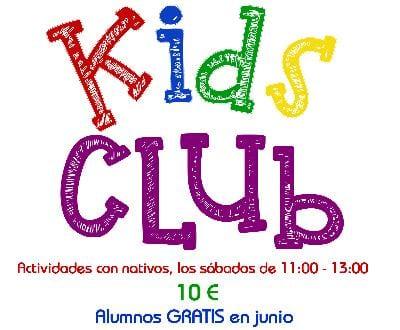 Club de actividades en inglés los sábados de junio 2015
