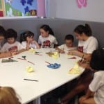 in English at summer camp in Alhaurin de la Torre
