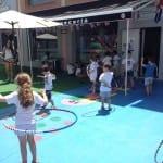taller de hula-hoops