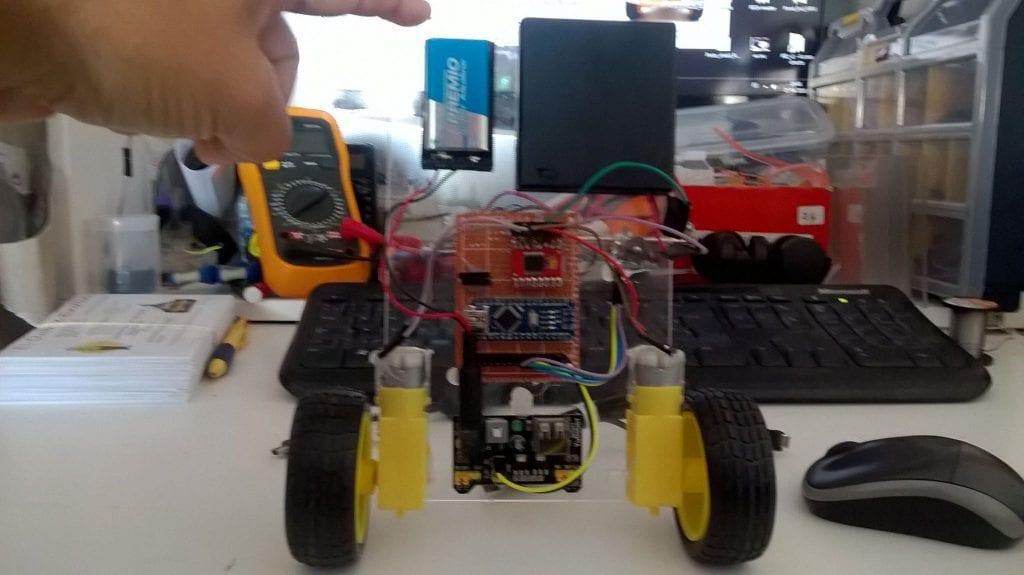 Robotica con Arduino