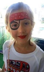 la pirata buena