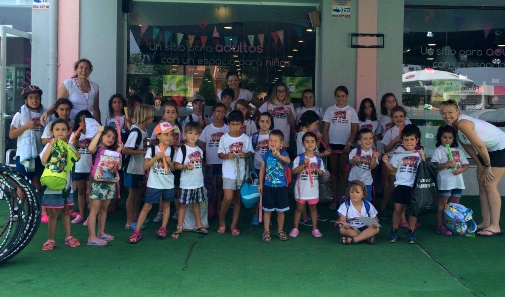Adios campamento de verano nativo 2016