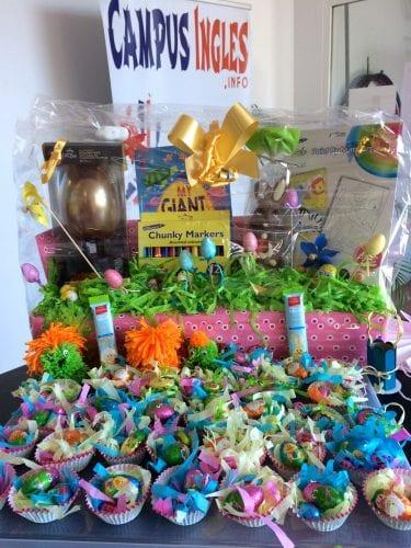 Los premios de Pascua