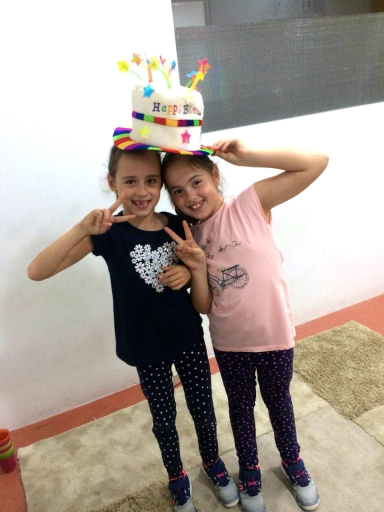 Happy Birthday Lucia y Eva