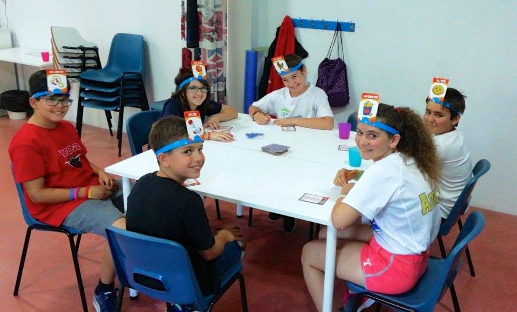 juego de mesa para aprender inglés
