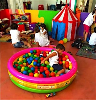 the playroom campus inglés