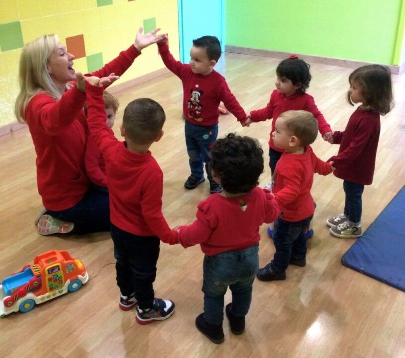 clases de ingles para bebes
